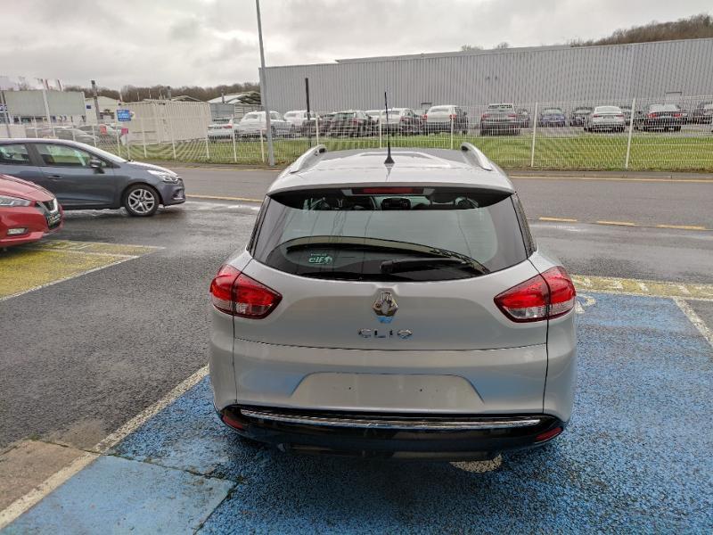 Renault Clio Estate 1.2 16v 75ch Limited Gris occasion à Samoreau - photo n°4