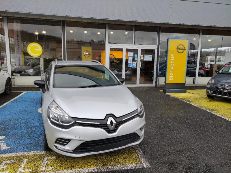 Renault Clio Estate 1.2 16v 75ch Limited Gris occasion à Samoreau - photo n°2