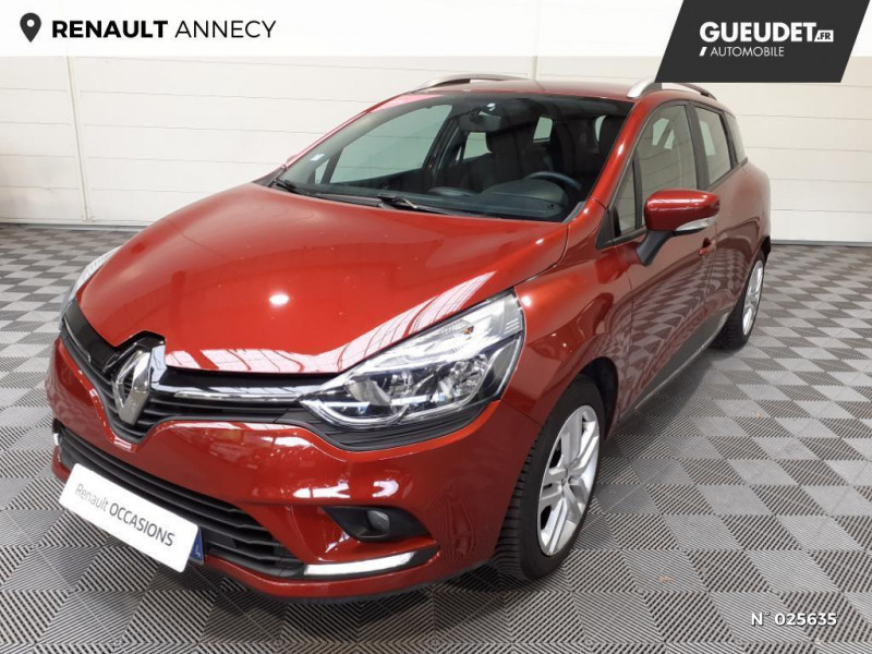 Renault Clio Estate 1.5 dCi 90ch energy Business 82g Rouge occasion à Seynod