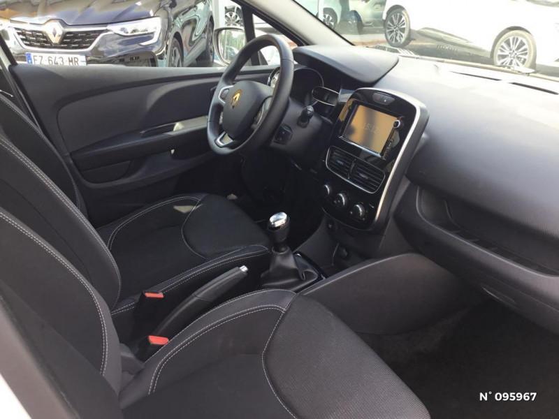 Renault Clio Estate 1.5 dCi 90ch energy Business Euro6c Blanc occasion à Compiègne - photo n°4