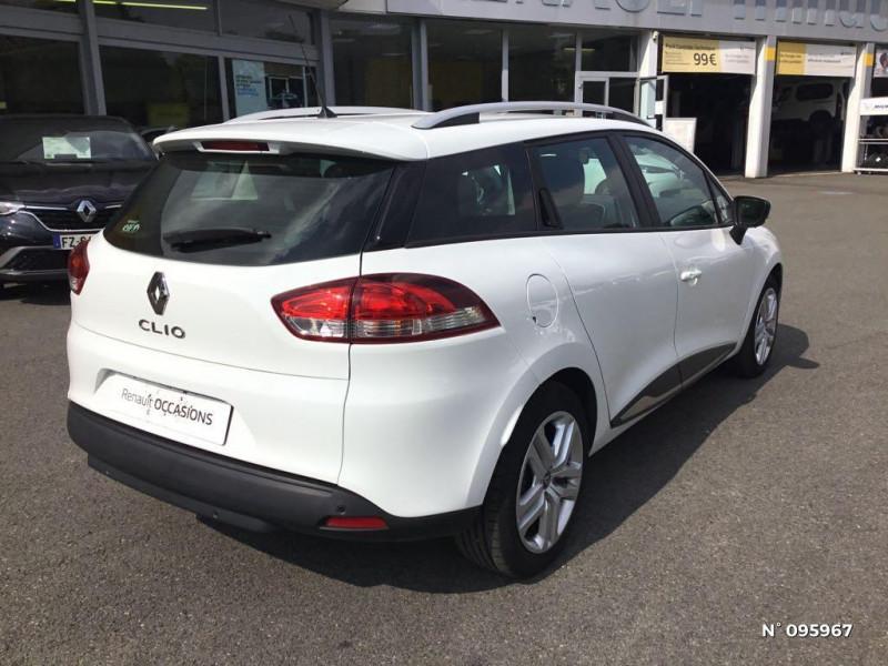 Renault Clio Estate 1.5 dCi 90ch energy Business Euro6c Blanc occasion à Compiègne - photo n°6