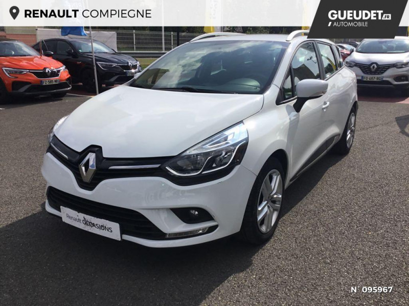Renault Clio Estate 1.5 dCi 90ch energy Business Euro6c Blanc occasion à Compiègne