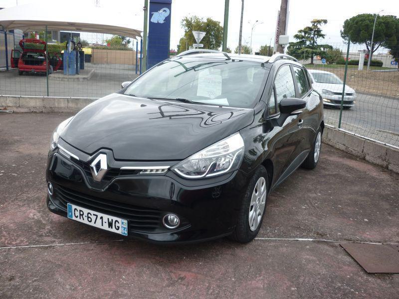 Renault Clio Estate occasion 2013 mise en vente à Portet-sur-Garonne par le garage LOOK AUTOS - photo n°1