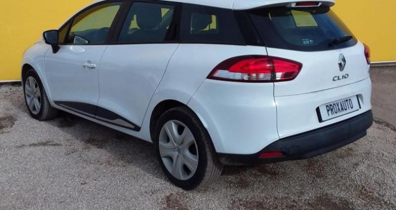Renault Clio Estate IV ESTATE BUSINESS dCi 90 Energy eco2 82g Blanc occasion à Fontenay-le-vicomte - photo n°6