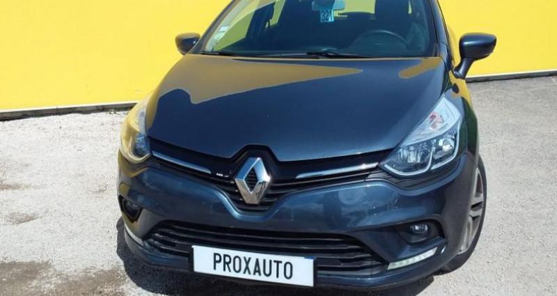 Renault Clio Estate IV ESTATE BUSINESS dCi 90 Energy eco2 82g Gris occasion à Fontenay-le-vicomte - photo n°2