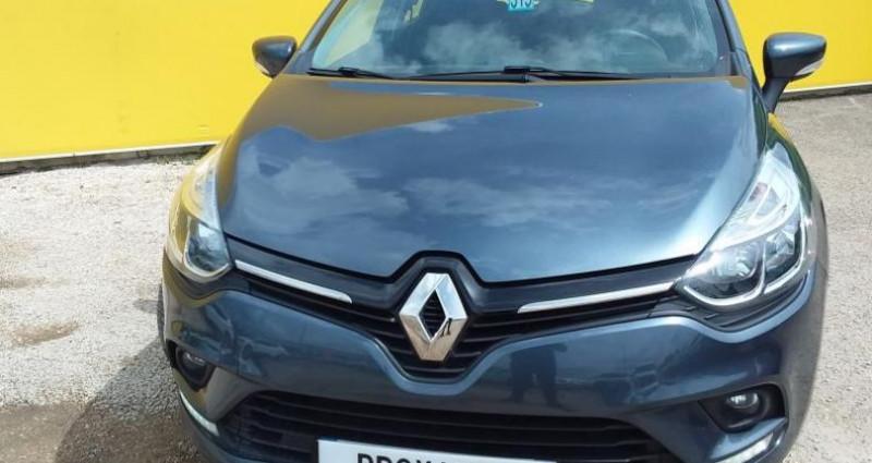 Renault Clio Estate IV ESTATE BUSINESS dCi 90 Energy EDC Gris occasion à Fontenay-le-vicomte - photo n°2