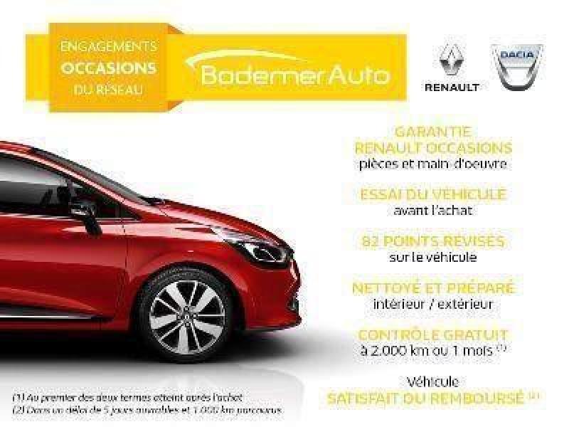 Renault Clio Estate IV ESTATE dCi 90 E6C Intens Blanc occasion à PONTIVY - photo n°2
