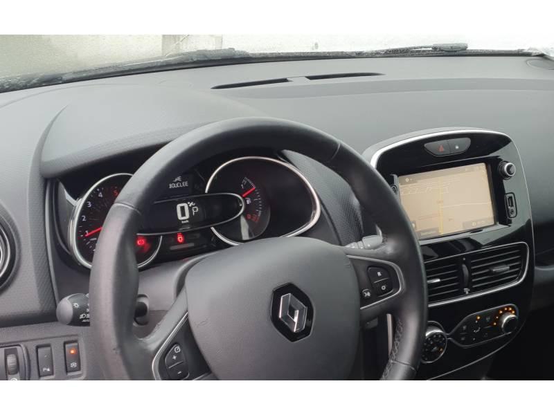 Renault Clio Estate IV ESTATE dCi 90 Energy Intens EDC Blanc occasion à Condom - photo n°5
