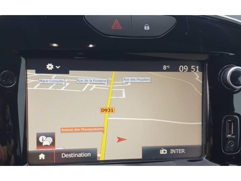 Renault Clio Estate IV ESTATE dCi 90 Energy Intens EDC Blanc occasion à Condom - photo n°8