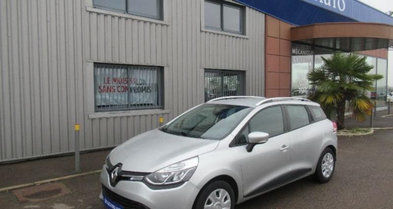Renault Clio Estate IV ESTATE   dCi 90 Zen Gris occasion à Saint Parres Aux Tertres