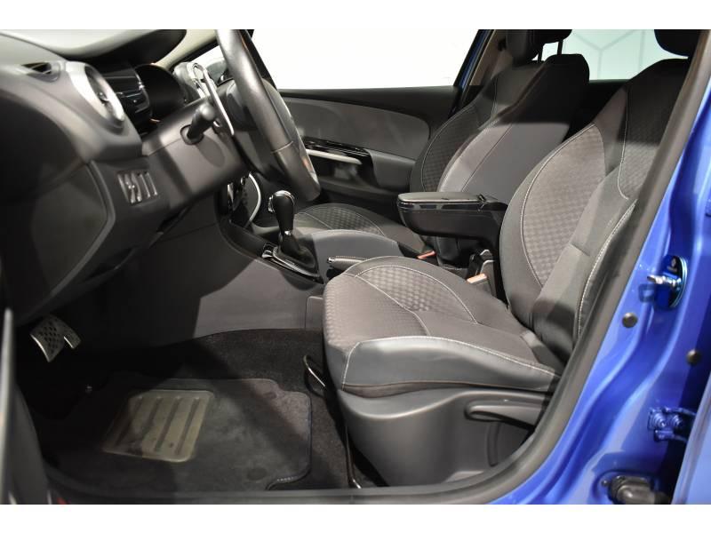 Renault Clio Estate IV ESTATE TCe 120 GT EDC Bleu occasion à Limoges - photo n°5