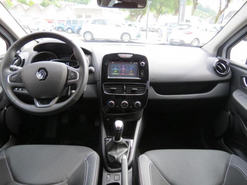 Renault Clio Estate IV ESTATE TCe 90 Zen Blanc occasion à CHATEAULIN - photo n°2