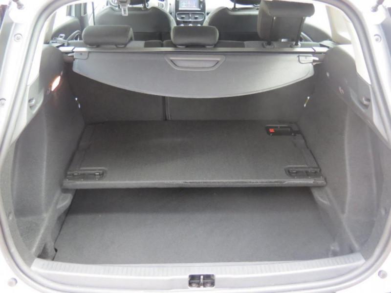 Renault Clio Estate IV ESTATE TCe 90 Zen Blanc occasion à CHATEAULIN - photo n°6