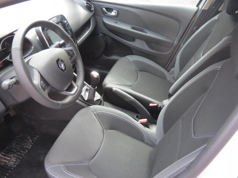 Renault Clio Estate IV ESTATE TCe 90 Zen Blanc occasion à CHATEAULIN - photo n°3