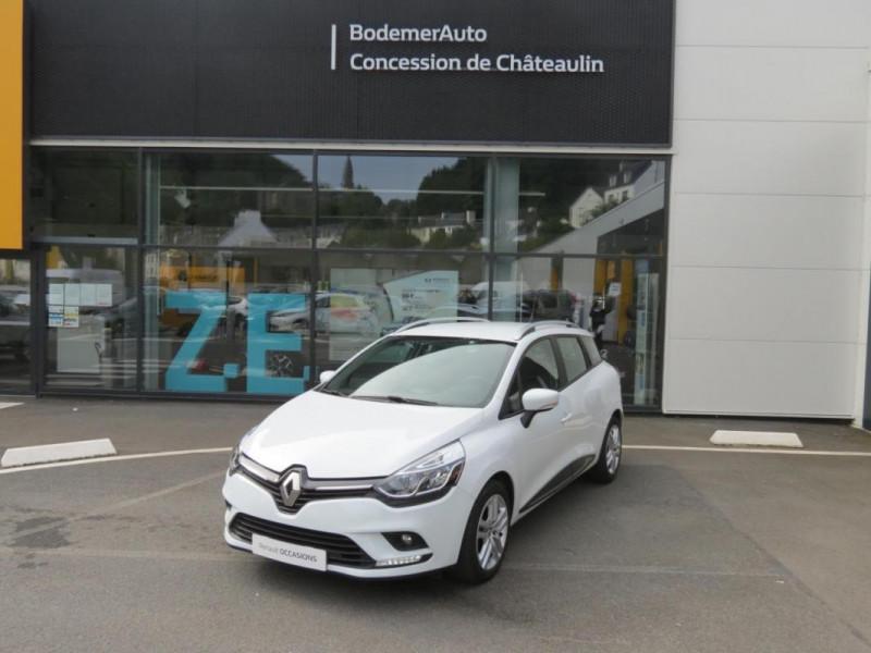 Renault Clio Estate IV ESTATE TCe 90 Zen Blanc occasion à CHATEAULIN