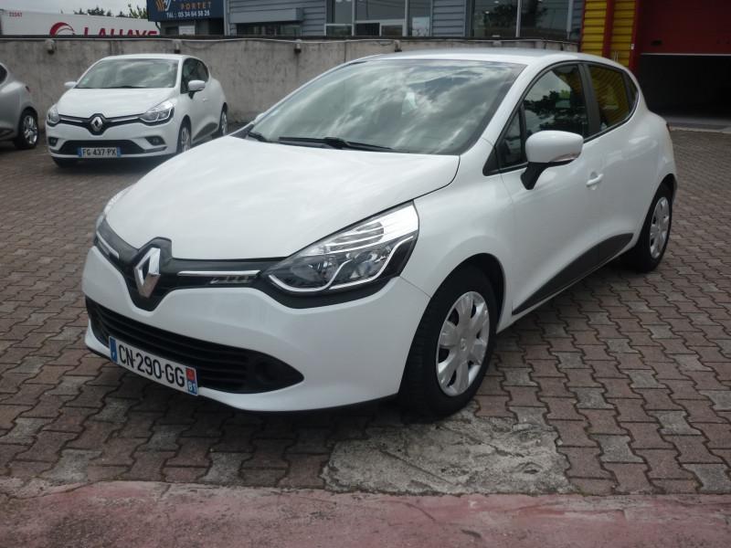 Renault Clio IV occasion 2012 mise en vente à Portet-sur-Garonne par le garage LOOK AUTOS - photo n°1