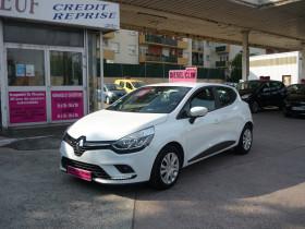 Renault Clio IV Blanc, garage GROUPEMENT DE L'OCCASION à Toulouse