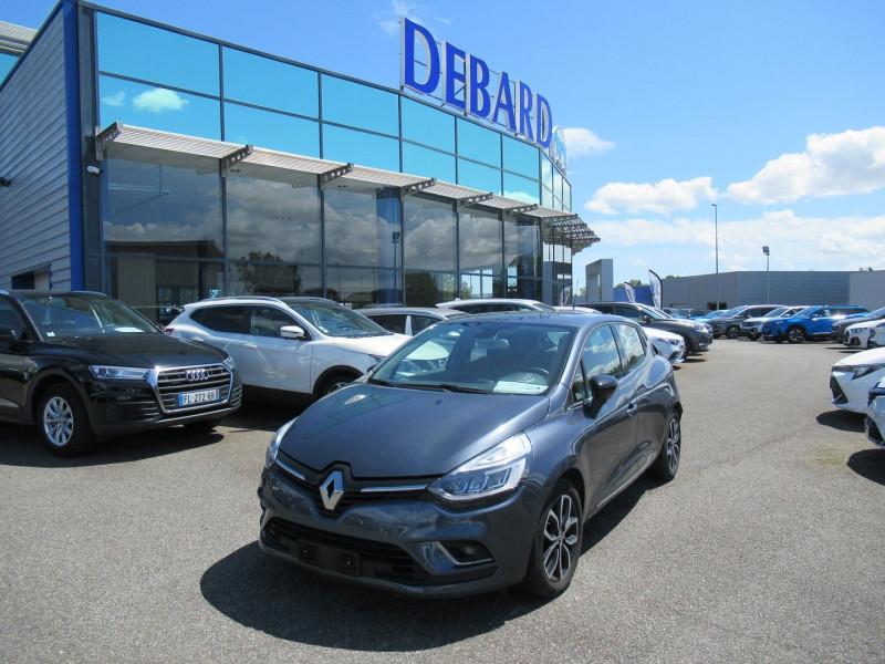Renault Clio IV 1.5 DCI 90CH ENERGY INTENS 5P EURO6C Gris occasion à Labège