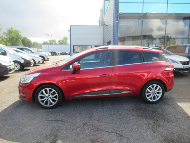 Renault Clio IV 1.5 DCI 90CH ENERGY INTENS EURO6C Rouge occasion à Labège - photo n°6