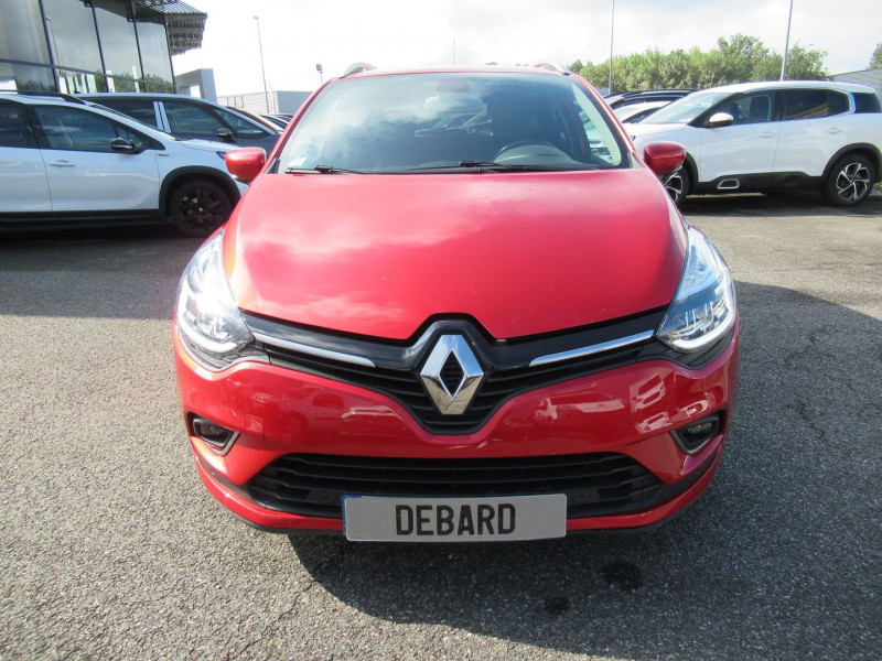 Renault Clio IV 1.5 DCI 90CH ENERGY INTENS EURO6C Rouge occasion à Labège - photo n°7
