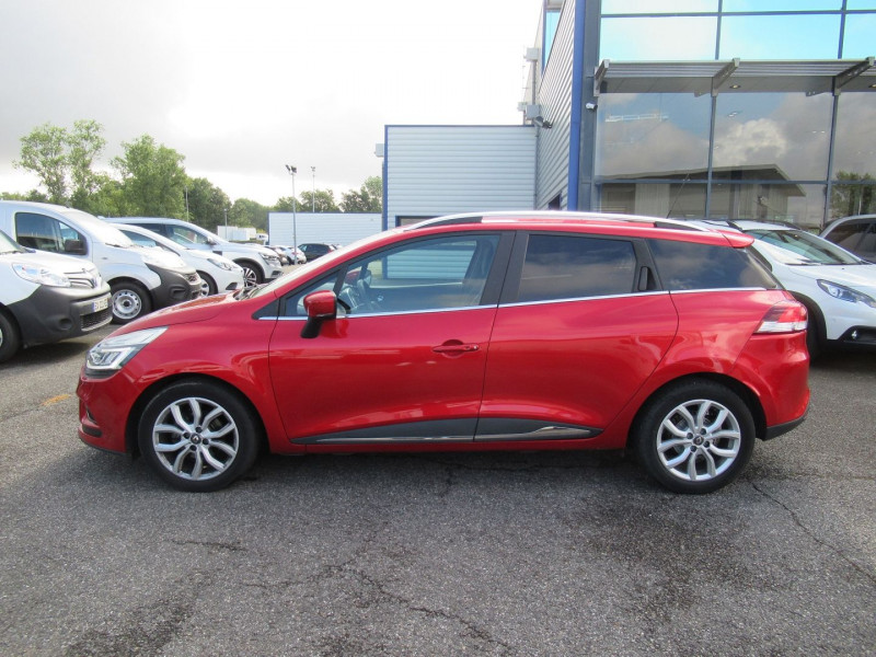 Renault Clio IV 1.5 DCI 90CH ENERGY INTENS EURO6C Rouge occasion à Labège - photo n°4