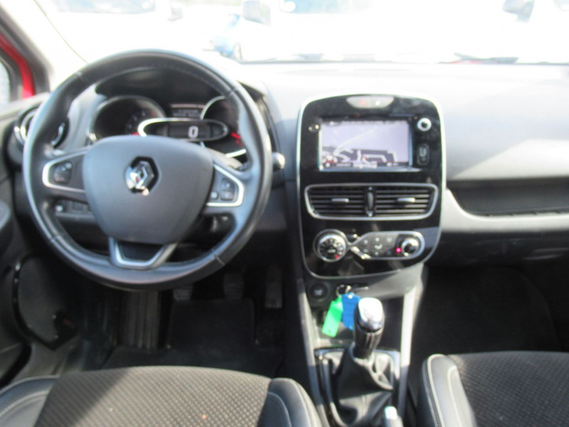 Renault Clio IV 1.5 DCI 90CH ENERGY INTENS EURO6C Rouge occasion à Labège - photo n°3