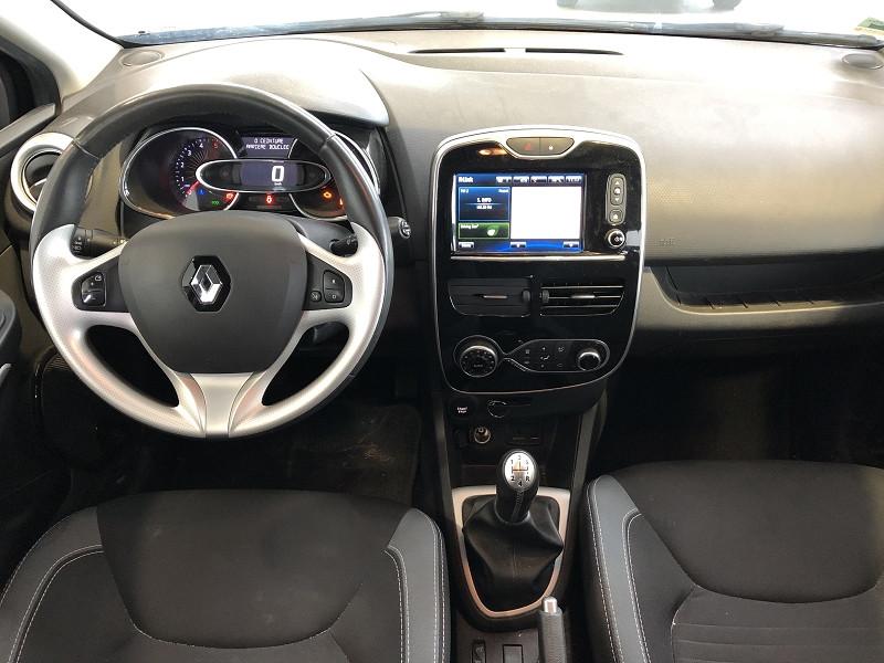Renault Clio IV 1.5 DCI 90CH ENERGY INTENS Noir occasion à Mérignac - photo n°7
