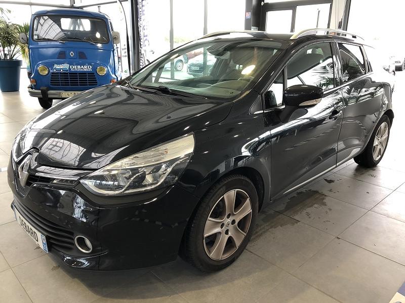Renault Clio IV 1.5 DCI 90CH ENERGY INTENS Noir occasion à Mérignac