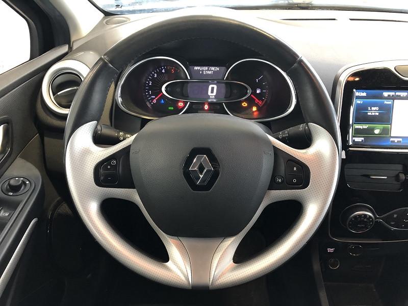 Renault Clio IV 1.5 DCI 90CH ENERGY INTENS Noir occasion à Mérignac - photo n°8