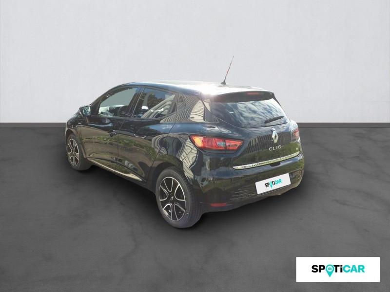 Renault Clio IV Clio IV TCe 90 eco2 Graphite Noir occasion à ONET LE CHATEAU - photo n°7