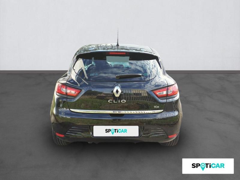 Renault Clio IV Clio IV TCe 90 eco2 Graphite Noir occasion à ONET LE CHATEAU - photo n°5