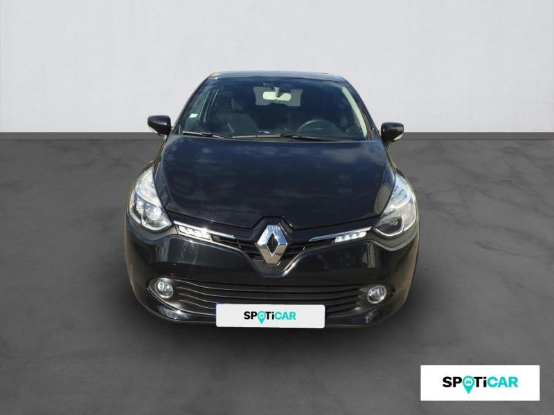 Renault Clio IV Clio IV TCe 90 eco2 Graphite Noir occasion à ONET LE CHATEAU - photo n°2