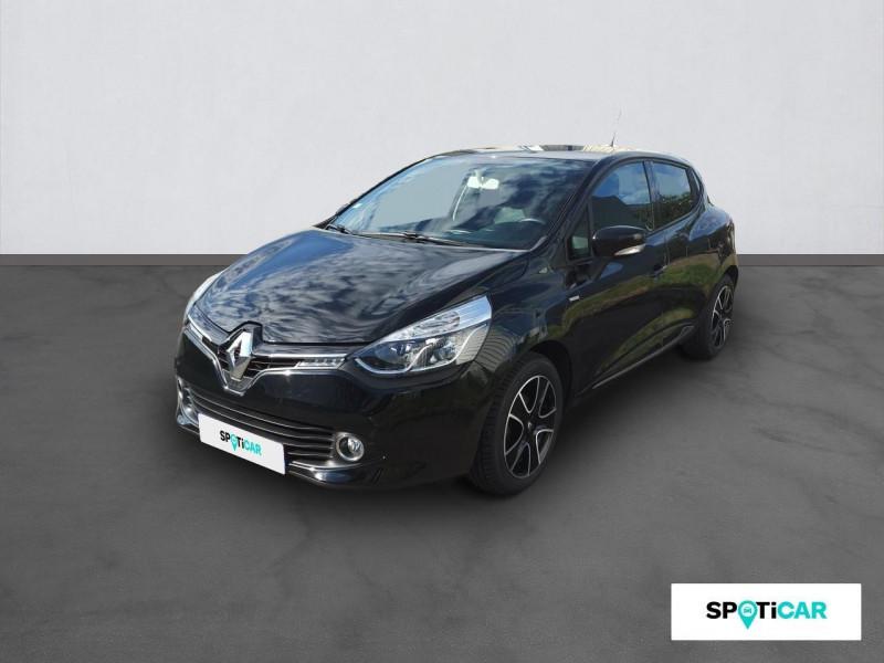 Renault Clio IV Clio IV TCe 90 eco2 Graphite Noir occasion à ONET LE CHATEAU