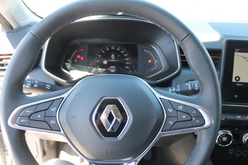 Renault Clio V 1.0 TCE 100CH INTENS - 20 Gris occasion à Saint-Saturnin - photo n°2