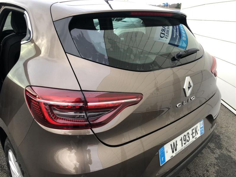 Renault Clio V 1.0 TCE 90CH INTENS E6D-FULL  occasion à Saint-Saturnin - photo n°6