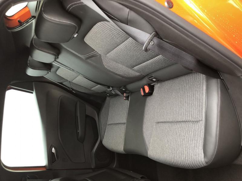 Renault Clio V 1.0 TCE 90CH INTENS E6D-FULL Orange occasion à Saint-Saturnin - photo n°4