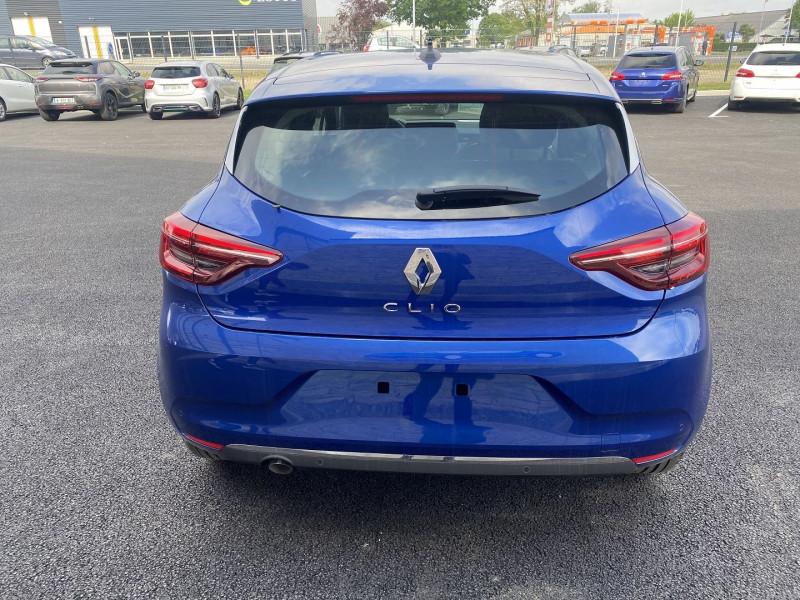 Renault Clio V 1.0 TCE 90CH INTENS X-TRONIC -21 Bleu occasion à Mées - photo n°3