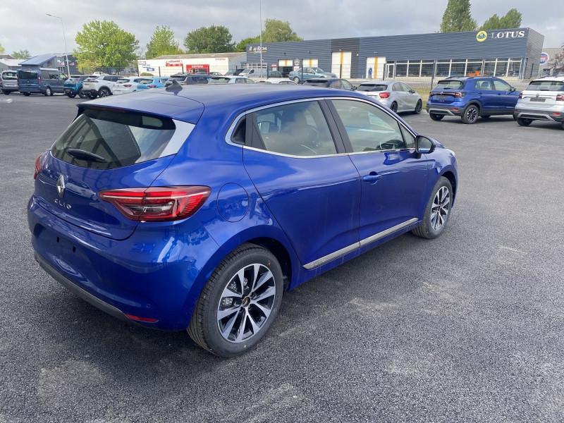 Renault Clio V 1.0 TCE 90CH INTENS X-TRONIC -21 Bleu occasion à Mées - photo n°6