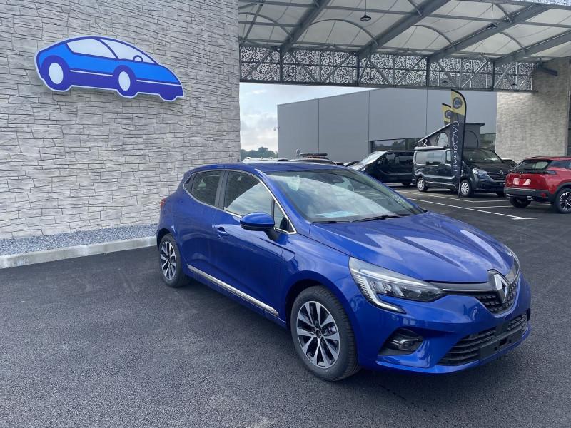 Renault Clio V 1.0 TCE 90CH INTENS X-TRONIC -21 Bleu occasion à Mées - photo n°7