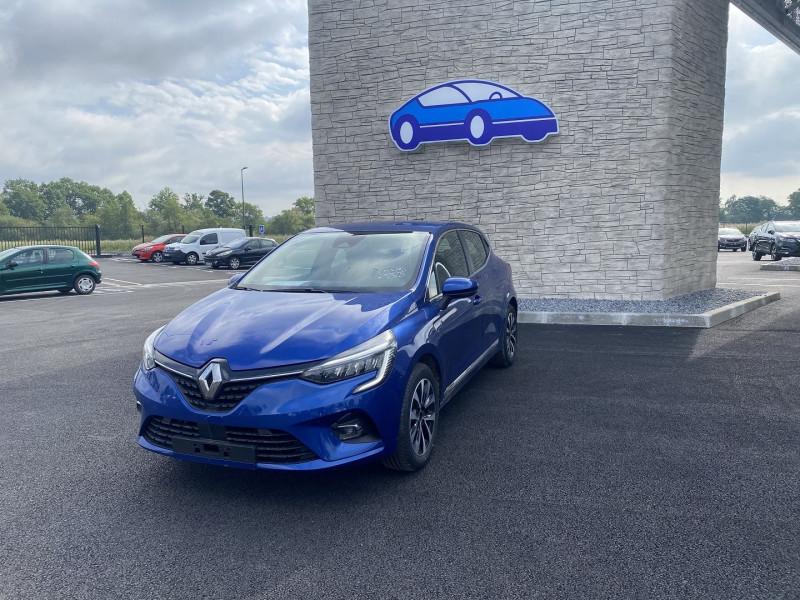 Renault Clio V 1.0 TCE 90CH INTENS X-TRONIC -21 Bleu occasion à Mées