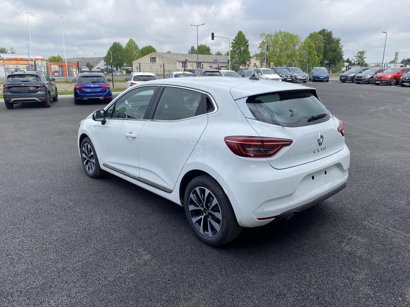 Renault Clio V 1.0 TCE 90CH INTENS X-TRONIC -21 Blanc occasion à Serres-Castet - photo n°2