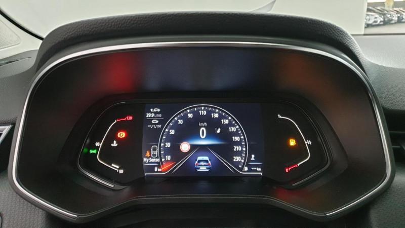 Renault Clio V 1.0 tce 90cv bvm6 intens Gris occasion à Ganges - photo n°14