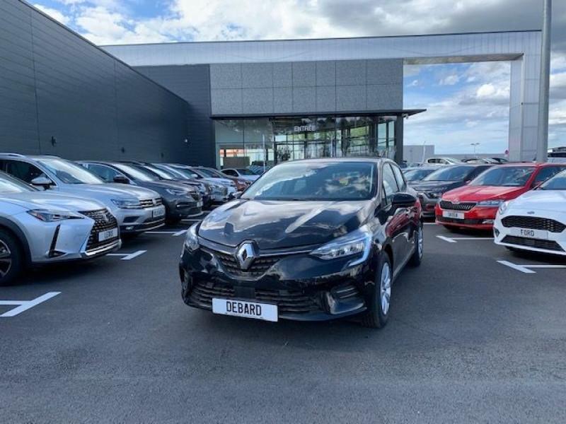 Renault Clio V 1.5 BLUE DCI 85CH ZEN Noir occasion à Mées