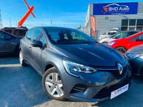 Renault Clio V Gris, garage BHD AUTO à Biganos