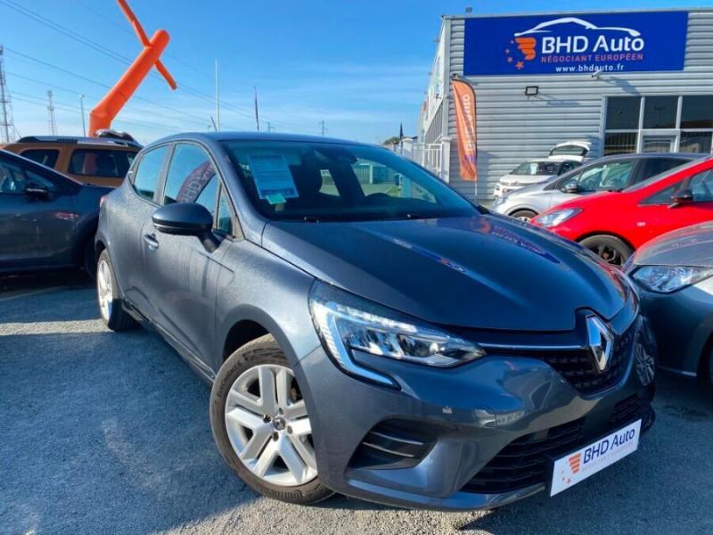 Renault Clio V occasion 2020 mise en vente à Biganos par le garage BHD AUTO - photo n°1