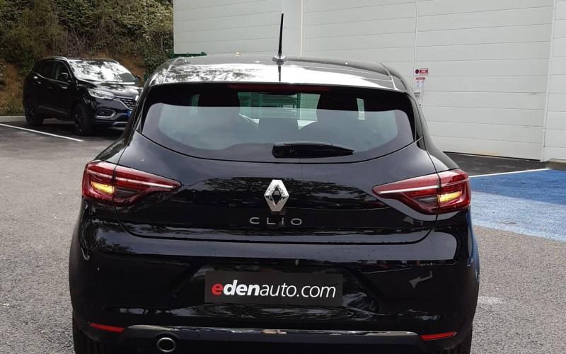 Renault Clio V Clio Blue dCi 115 Intens 5p Noir occasion à Auch - photo n°4