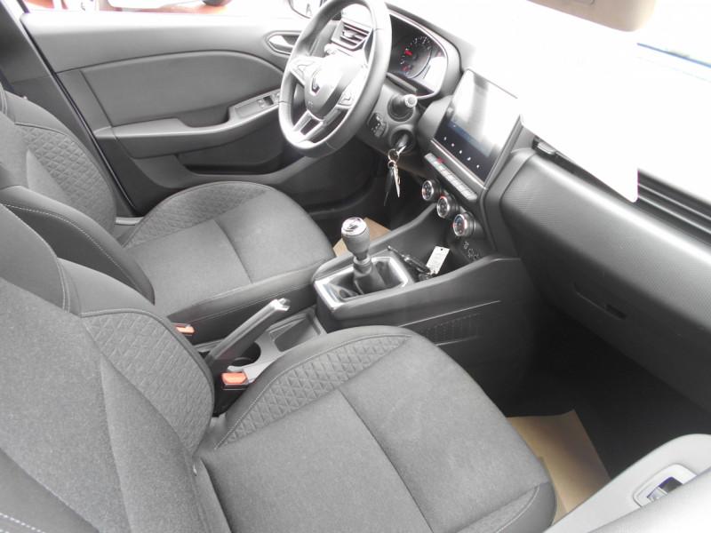 Renault Clio V Clio Blue dCi 85 Zen Blanc occasion à Bessières - photo n°8