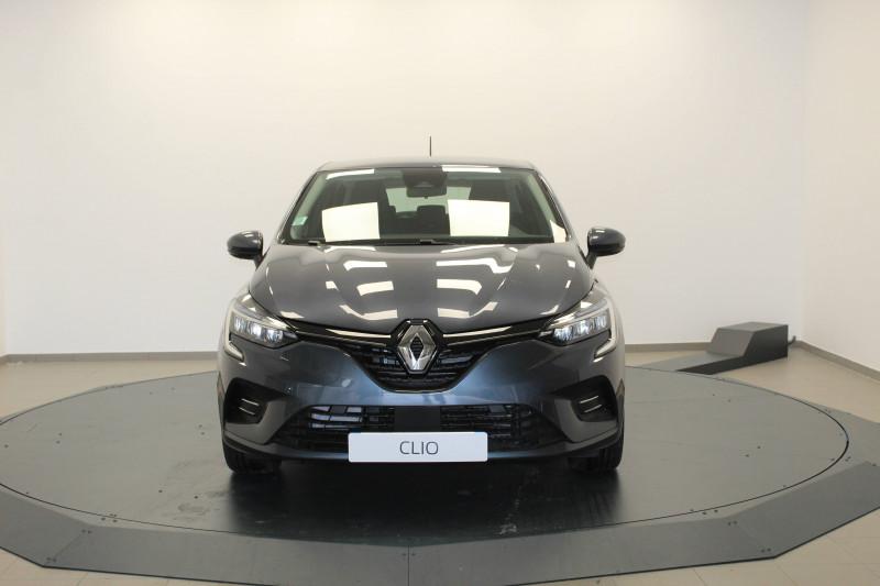 Renault Clio V Clio E-Tech 140 - 21 Business 5p Gris occasion à Pau - photo n°2