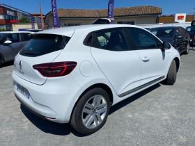 Renault Clio V TCe 100 Business RADARS CLIM Blanc occasion à Biganos - photo n°3