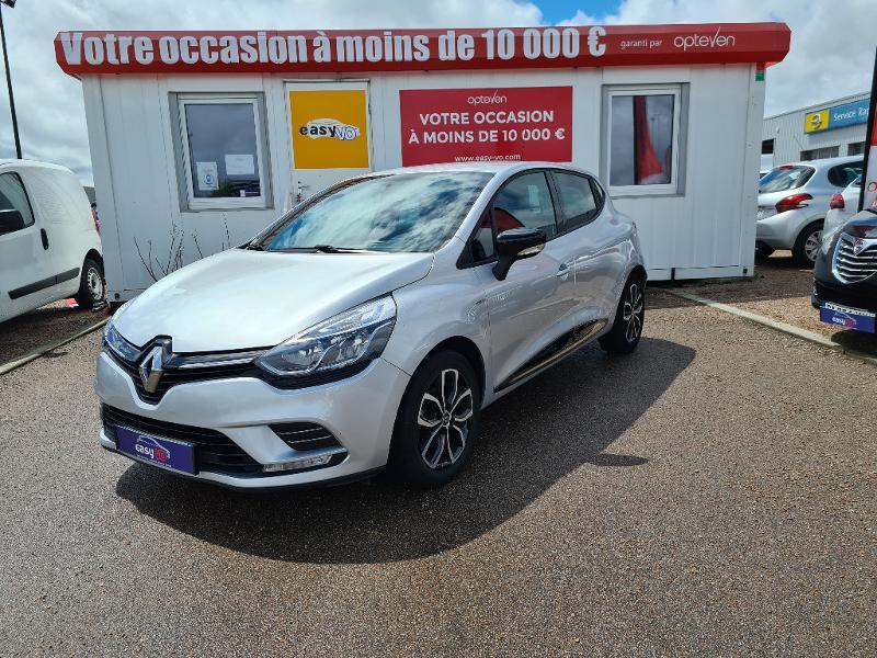 Renault Clio 0.9 TCe 75ch energy Limited 5p Euro6c Gris occasion à Barberey-Saint-Sulpice
